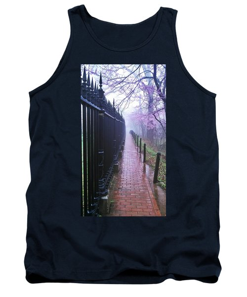 Walk Into The Light Tank Top