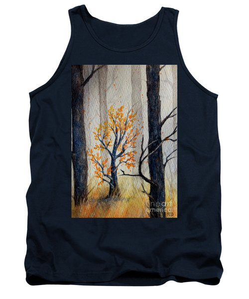 Warmth In Winter Tank Top