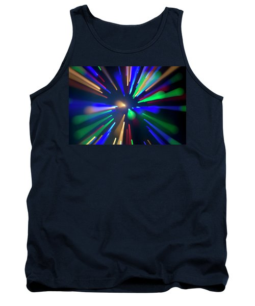 Warp Speed Tank Top