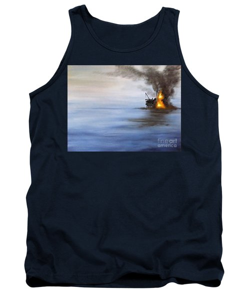 Water And Air Pollution Tank Top