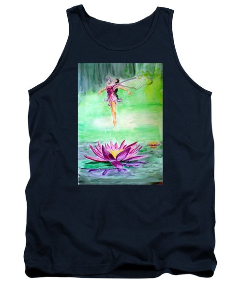 Water Nymph Tank Top