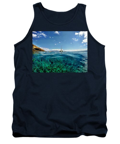 Water Shot Tank Top by Michael Albright