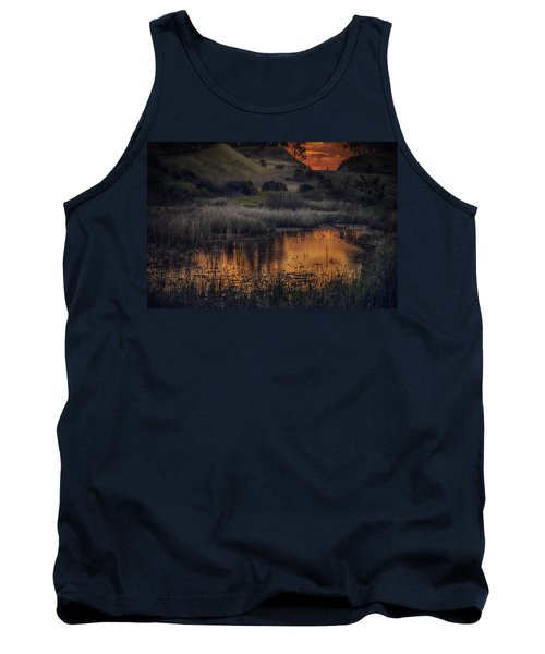 Waterbird Preserve Sunrise Tank Top
