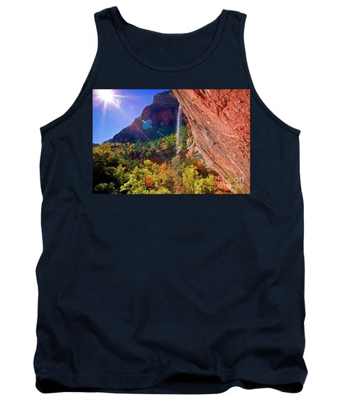 Waterfall Tank Top