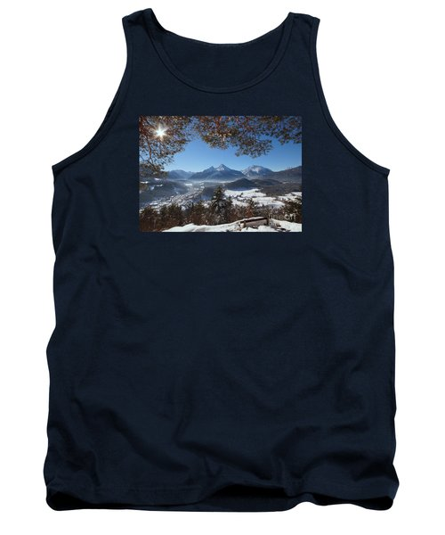 Watzmann Panorama 1 Tank Top