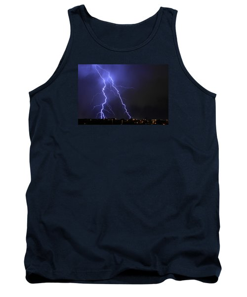 West Jordan Lightning 1 Tank Top
