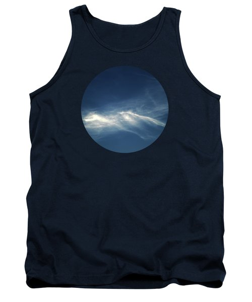 White Mountains In The Sky Tank Top