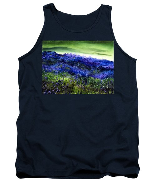 Wild Lavender Tank Top