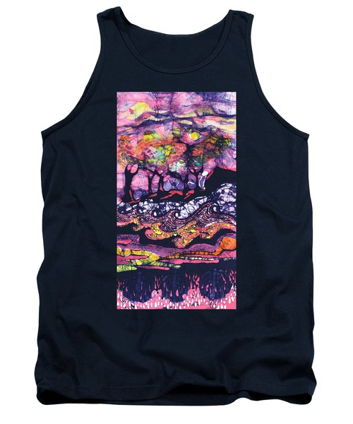 Wind And Waves Tank Top