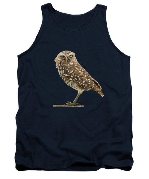 Winking Owl Tank Top
