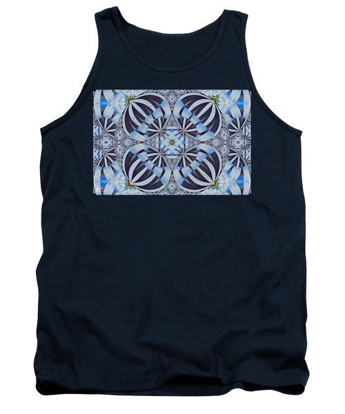 Winter Carnivale Tank Top by Jim Pavelle