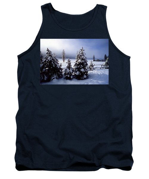 Winter Takes All Tank Top