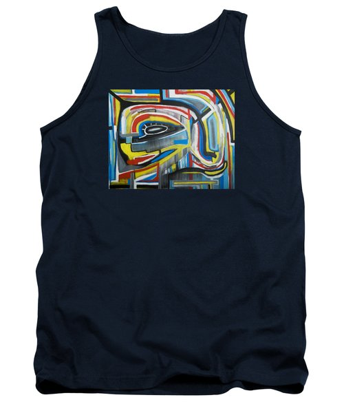 Wired Dreams  Tank Top by Jose Rojas