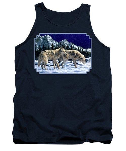 Wolves - Unfamiliar Territory Tank Top