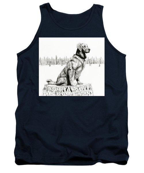 Woods Dog Tank Top