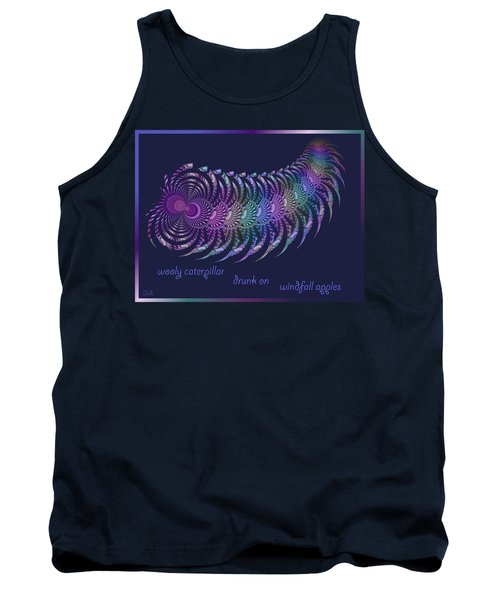 Wooly Caterpillar Haiga Tank Top
