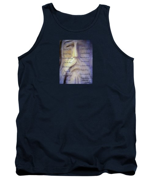 Works Of Mercy Tank Top