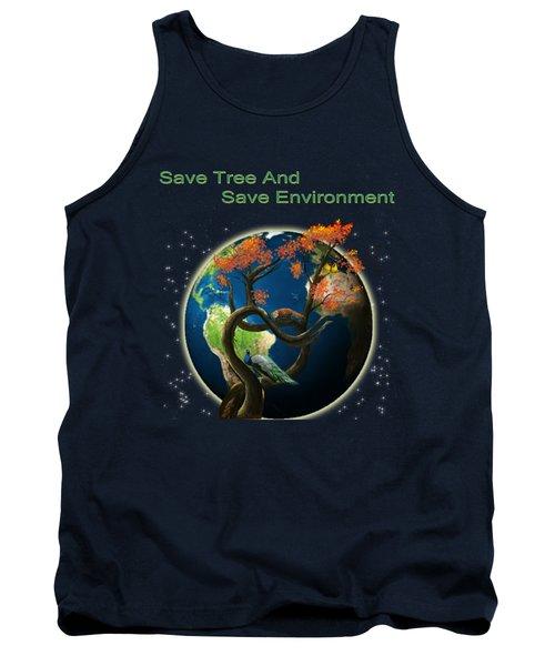 World Needs Tree Tank Top