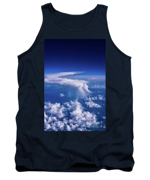 Writing In The Sky Tank Top