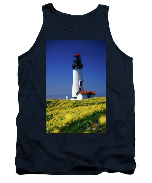 Yaquina Head Lighthouse Tank Top
