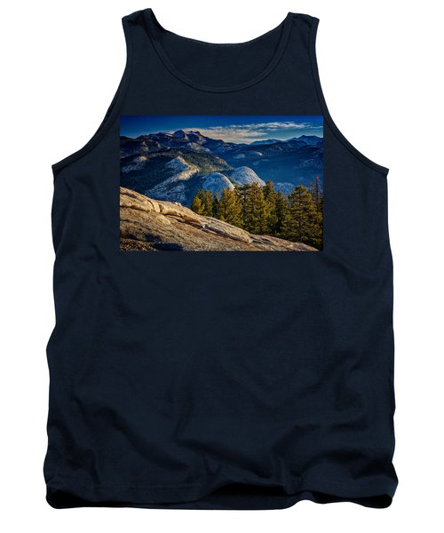 Yosemite Morning Tank Top by Rick Berk