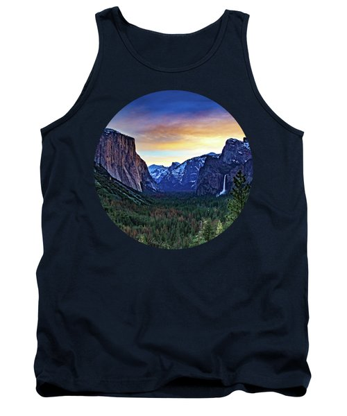 Yosemite Sunrise Tank Top