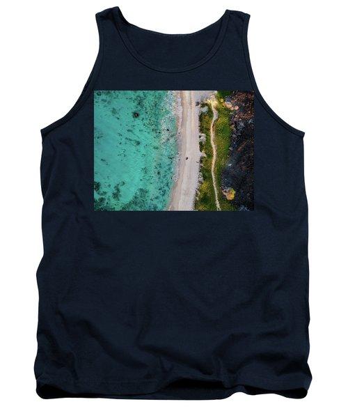 Makalawena Beach Tank Top