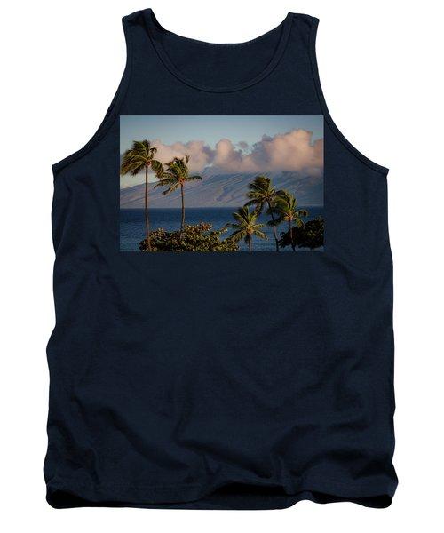 Maui Palms Tank Top