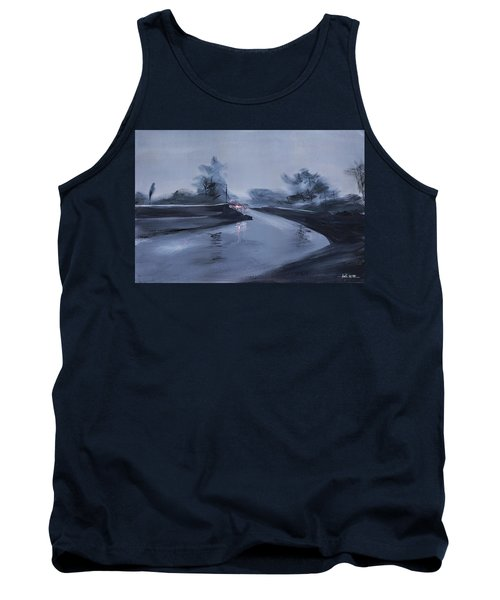 Rainy Day New Tank Top