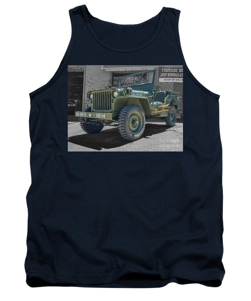1942 Willys Gpw Tank Top