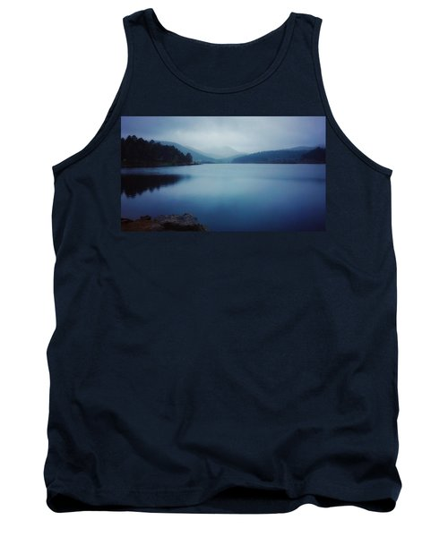 Tank Top featuring the photograph A Washed Landscape by Dan Miller