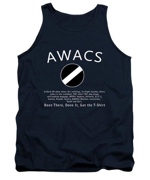 Awacs Got The Tshirt Tank Top