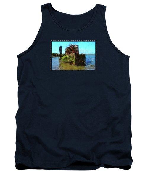 Bad Water Day Tank Top