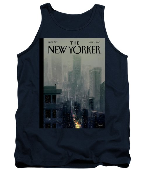 Big City Tank Top