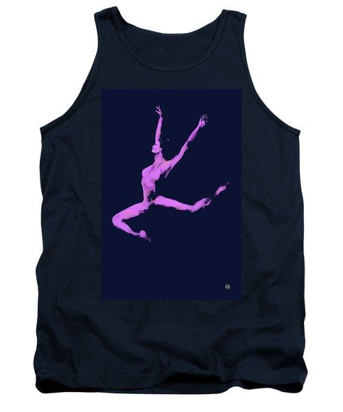 Dancer In The Dark Blue Tank Top
