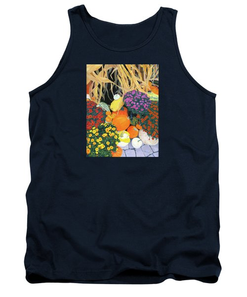 Fall Bounty Tank Top