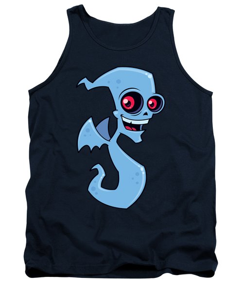 Ghost Demon Tank Top