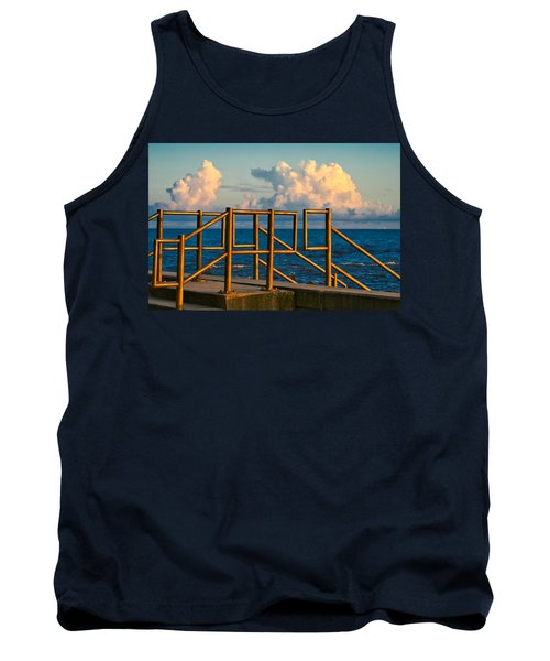 Golden Railings Tank Top