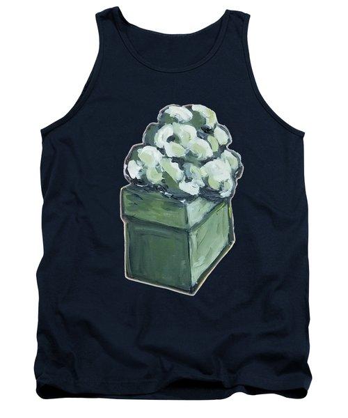 Green Present Tank Top