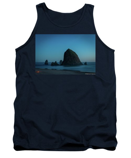 Haystack And Needles Tank Top