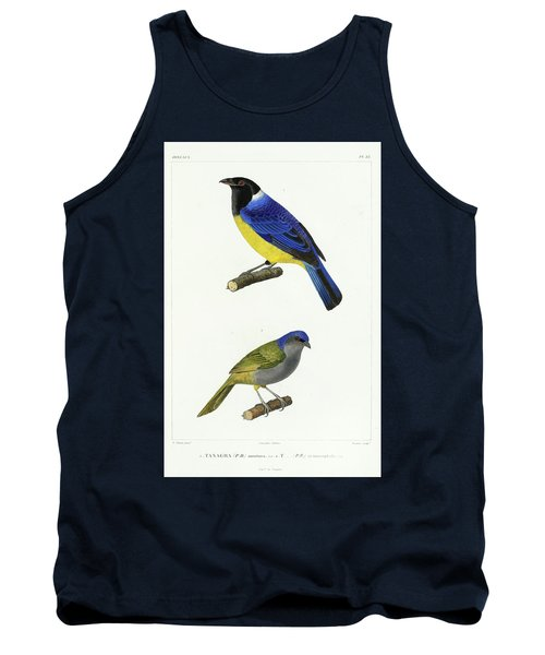 Hooded Mountain Tanager Tank Top