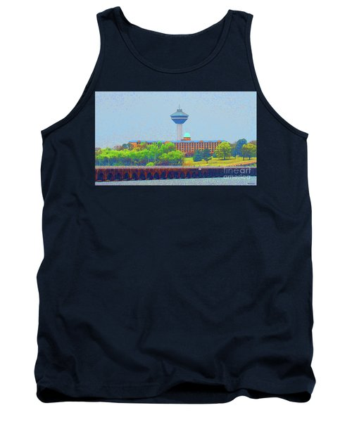 Hotel And Restaurant In Florence Alabama Tank Top