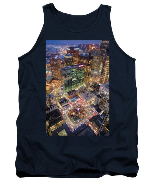 Market Square From Above  Tank Top