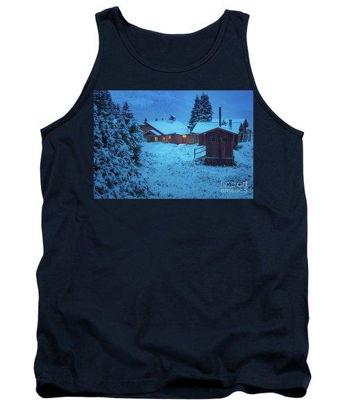 Mt Assiniboine Lodge Tank Top