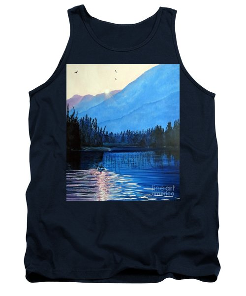 Nature Feels Tank Top