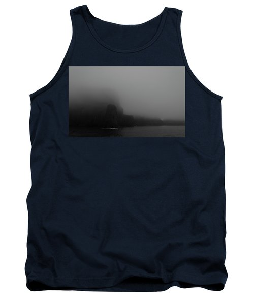 Near The End Of The World Tank Top