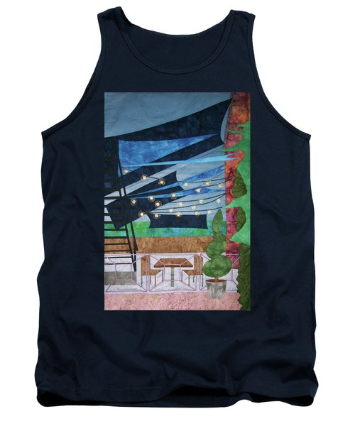 Patio At The Winds Tank Top