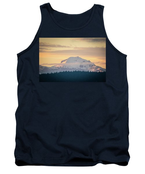 Rocky Cathedrals That Reach To The Sky Tank Top
