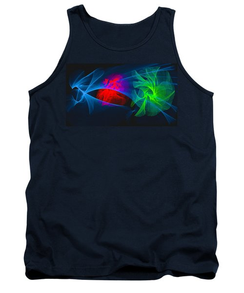 Shapes And Colours #i1 Tank Top