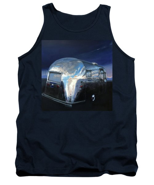 Shelter From The Approaching Storm Tank Top